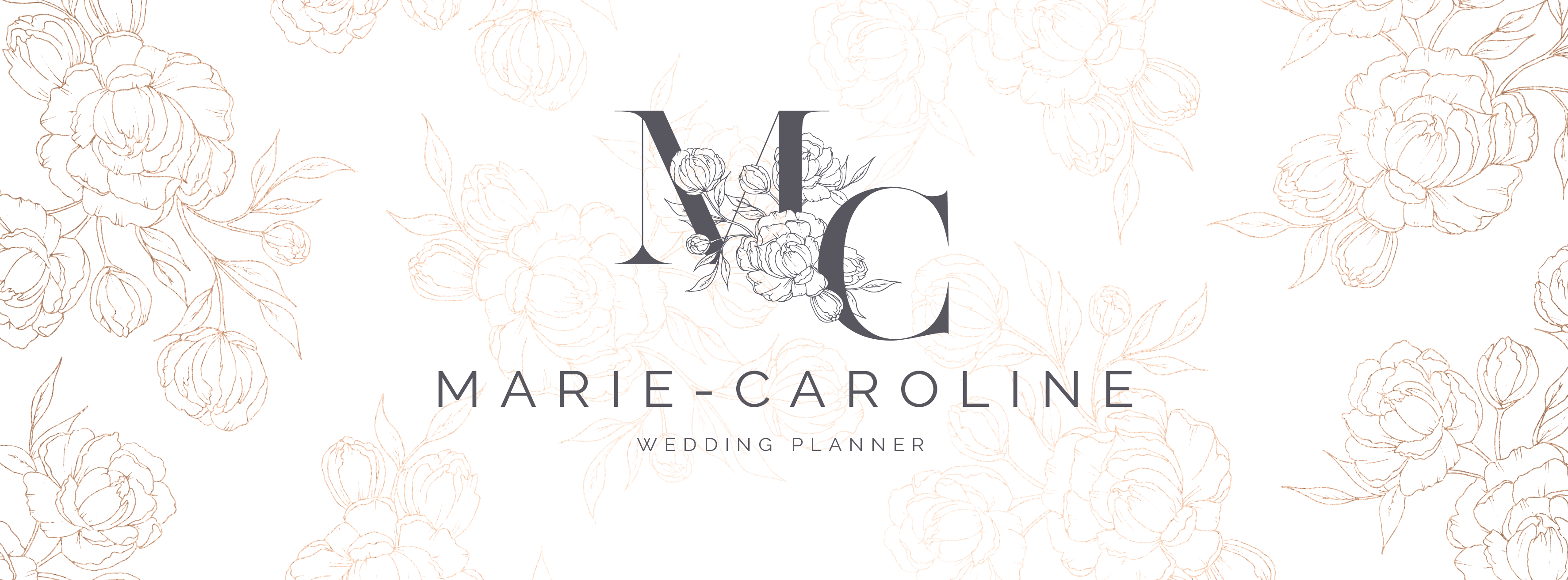Couverture Marie-Caroline Wedding planner